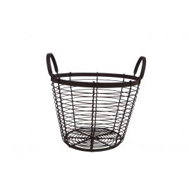 Black Wired Basket