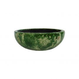Firth Bowl Planter-Green