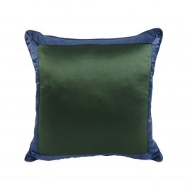 Pillow Case Green& blue colour