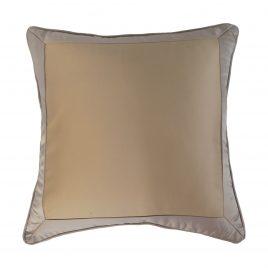 Pillow Case Gold & cream color