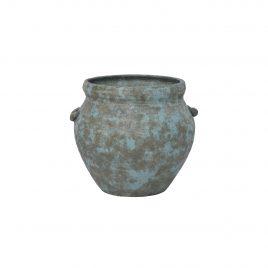 Terracotta Planter w/ Antique finish