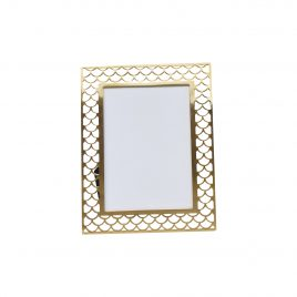 Chinese Cloud Border Metal Frame (S)