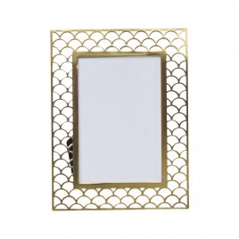 Chinese Cloud Border Metal Frame (L)