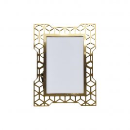 Boxy Border Metal Frame (L)