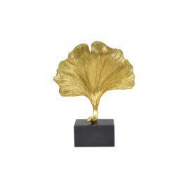 Golden Leaf w/ Base