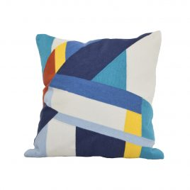 Scandinavian Retro Throw Pillow