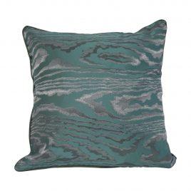 Emerald Green Malachite Pillow