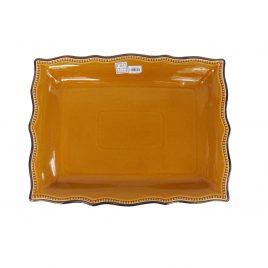 Ceramic center plate