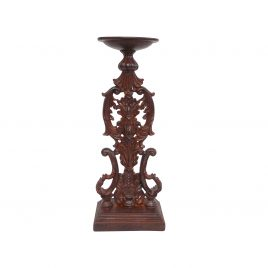 Carving Candle Holder (M)