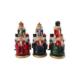 Nutcracker Wooden Toy