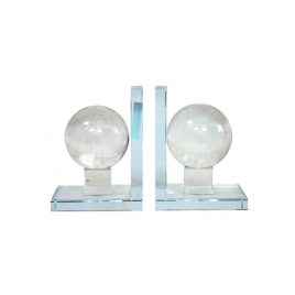 Round Ball Bookend