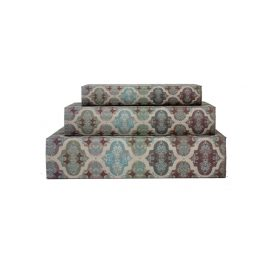 Pattern Decorative Book Set (3 pcs/ set)