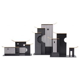 China Wall Decorative Accent Set