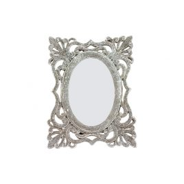 Silver French Photo Frame