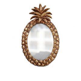 Golden Pineapple Photo Frame