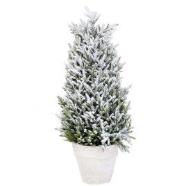 White Snow Christmas Tree