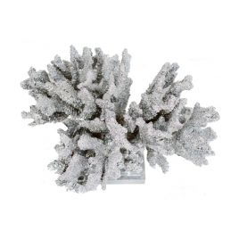 Silver Faux Finger Coral