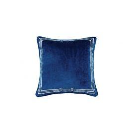 Royal Blue Stripe Pattern Pillow Case