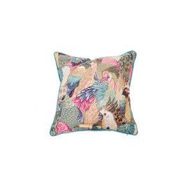 Parrot Paradise Pillow