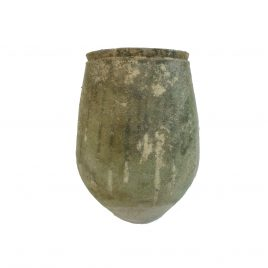 Natural Textured Green Pottery (S)